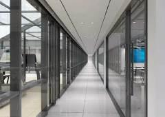 豪华装修办公室可注册公司出租800平米可分租