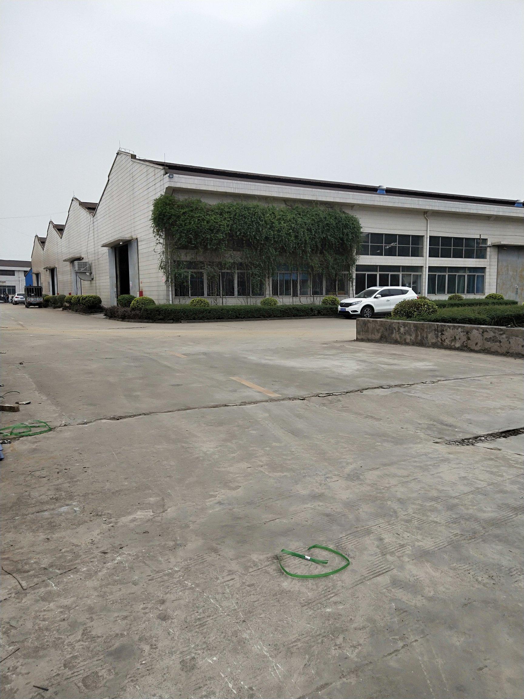 北滘镇重工业电量大带吊机单一层厂房3500平方米出租可办环评