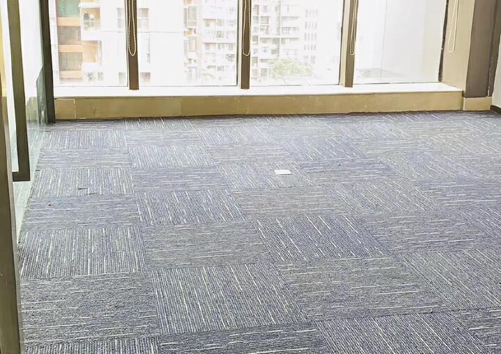 超高使用率带红本,出租珠江国际中心137平办公室图片5