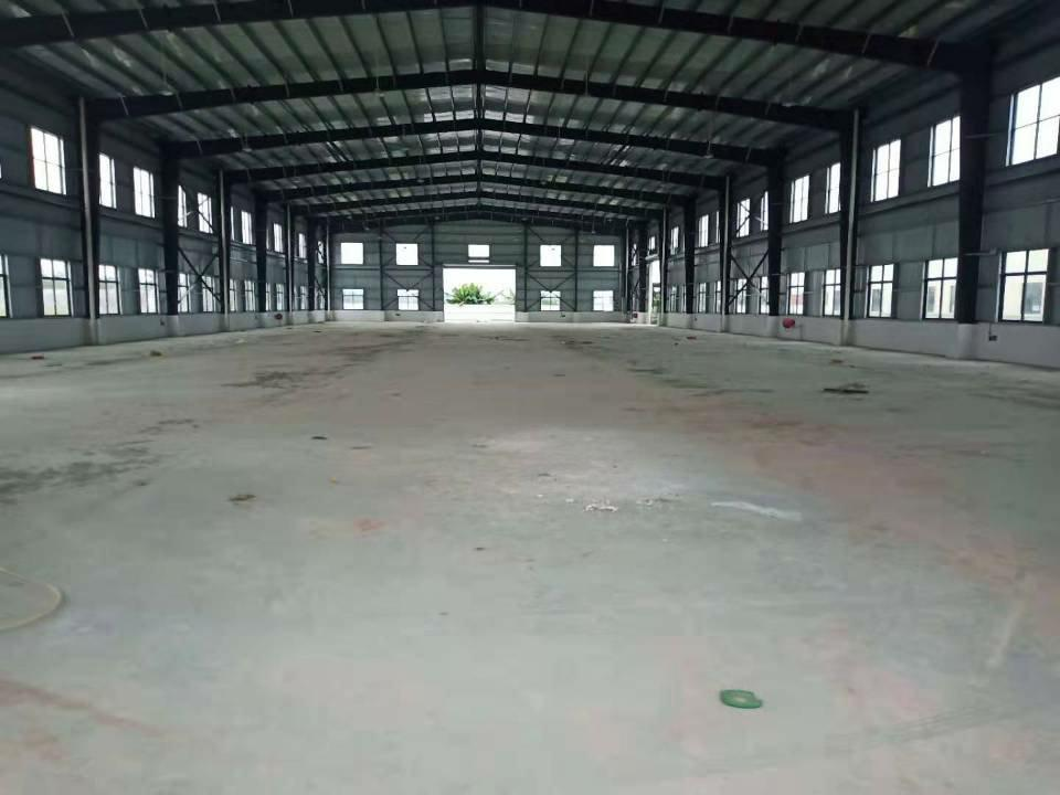 高明区荷城沧江工业区三锦路附近刚岀单层厂房仓库6000平方