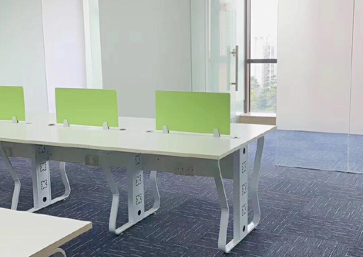 超高使用率带红本,出租珠江国际中心137平办公室图片3