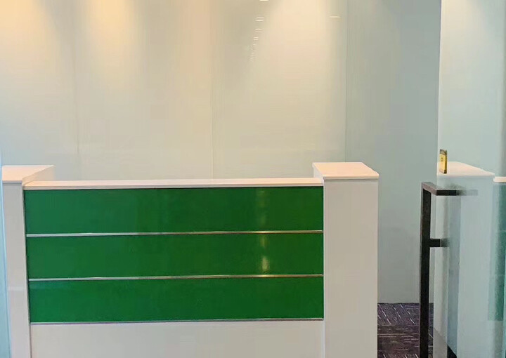超高使用率带红本,出租珠江国际中心137平办公室图片7