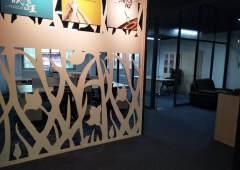 观澜新出精装修带家私空调办公室146平,可领包办公