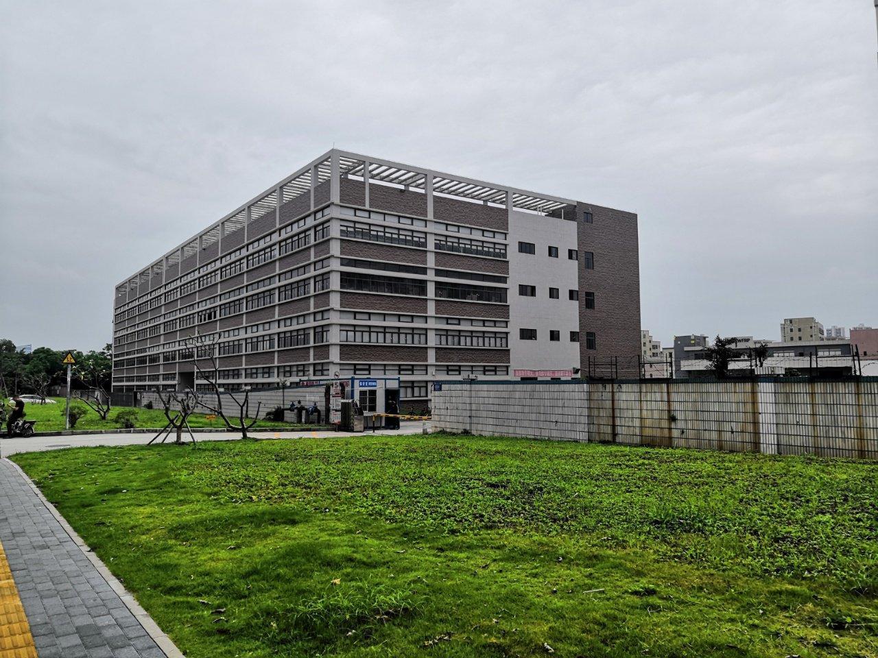 坪山坑梓原房东独院厂房2栋43000平米实际面积出租
