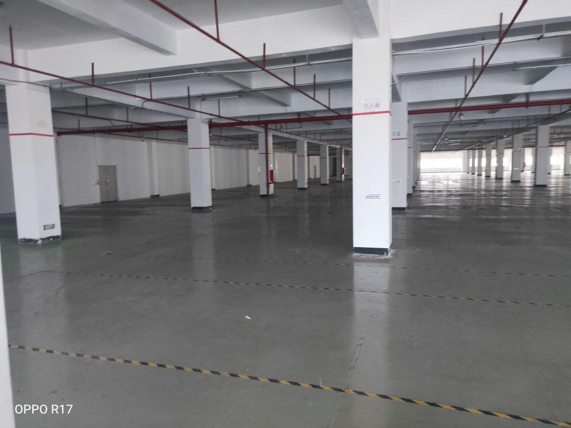 常平镇建筑759.74m²分层国有双证小面积厂房出售