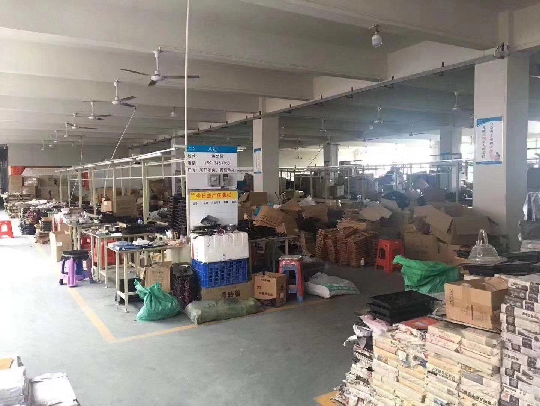 东凤镇新出大型园区三楼整层3800平方精装修,带办公
