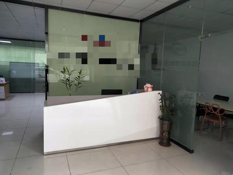 福永富桥工业区一楼1400平米物流仓库可分租