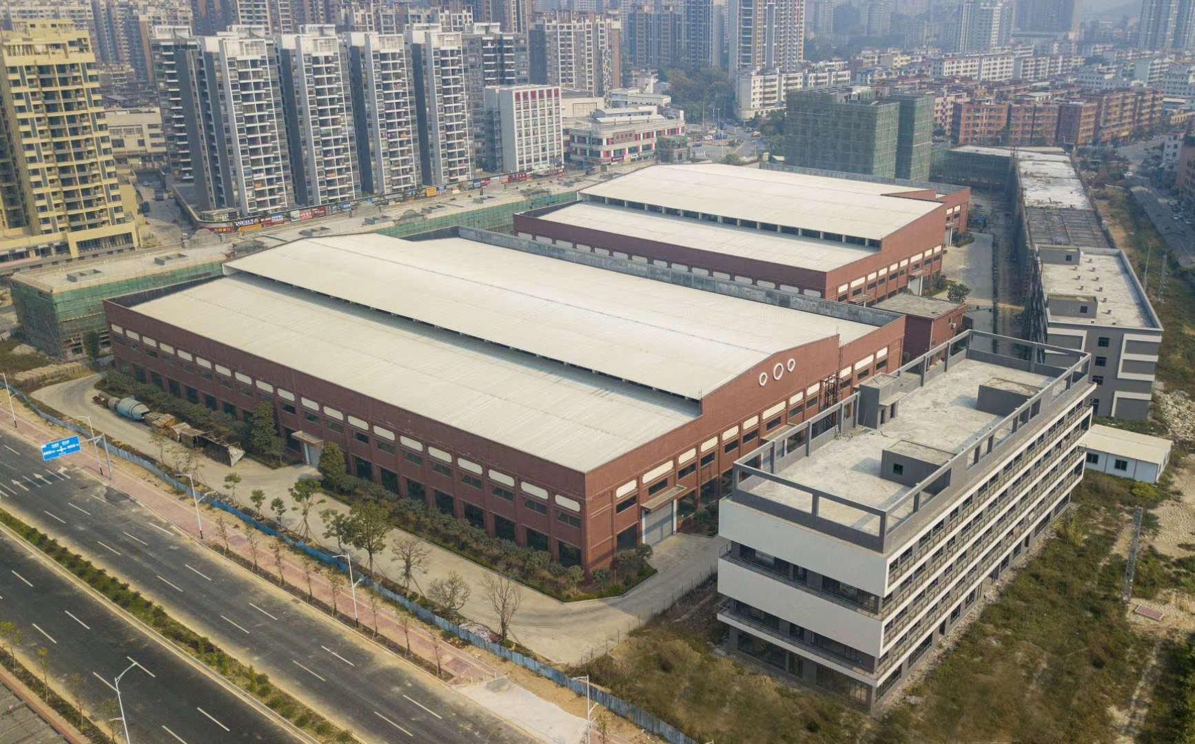 全新红本厂房3万平有消防喷淋,可以办环评,一楼超高11米,