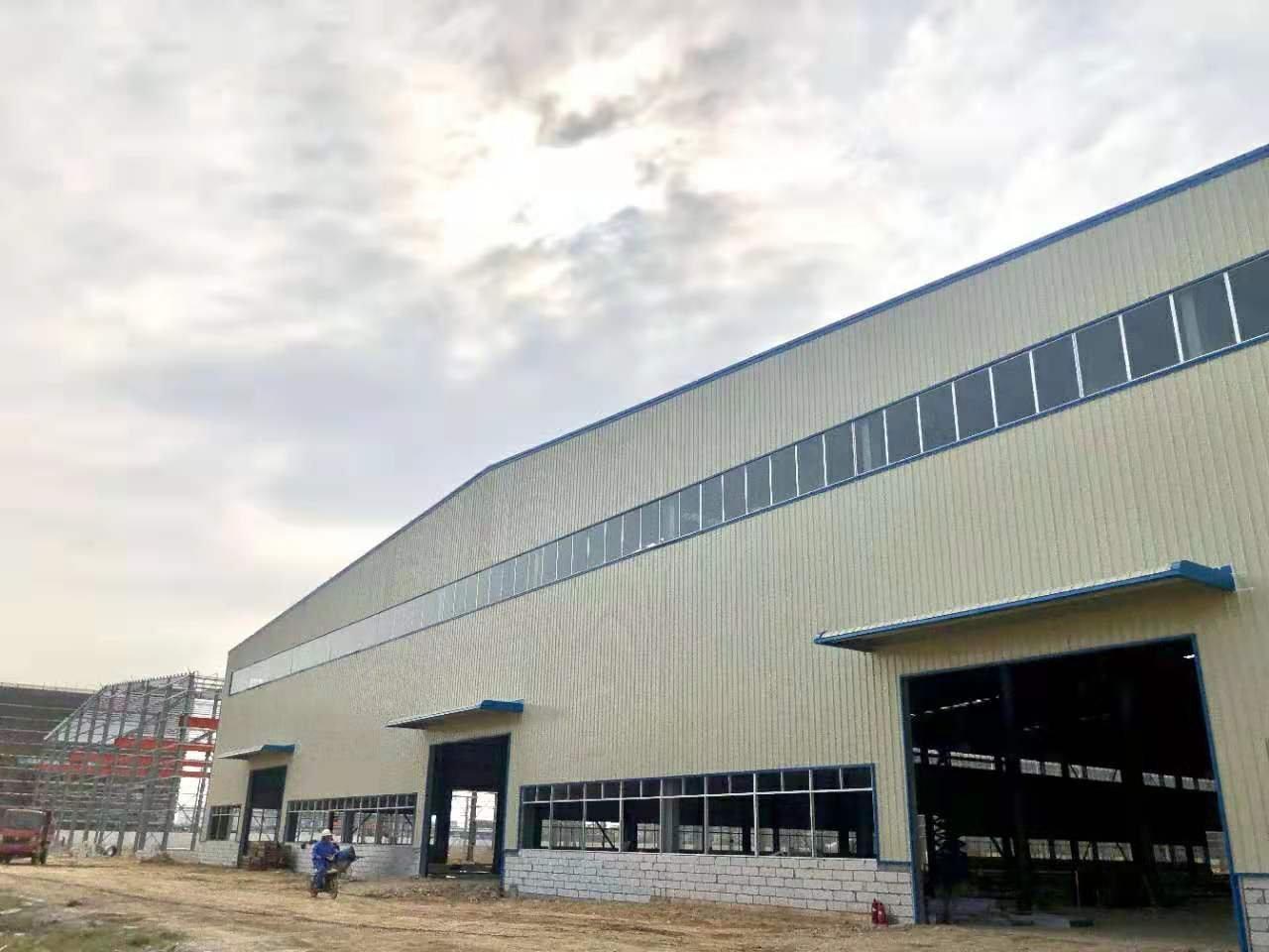 三水区西南周边工业园区原房东独院单一层30000平米出租可分