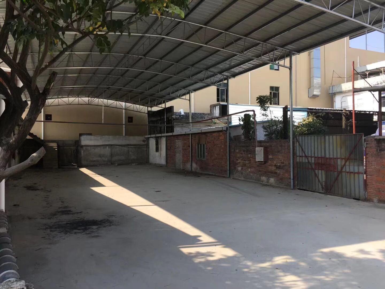 广汕公路旁边小型工厂出租交通方便价格便宜可以做仓库加工厂物流