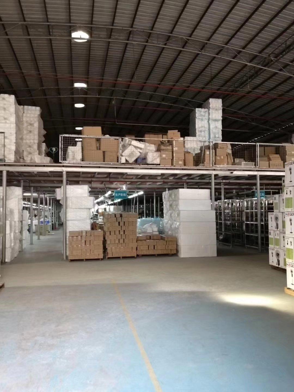 东凤镇成熟工业区单一层星棚1230方,阁楼600