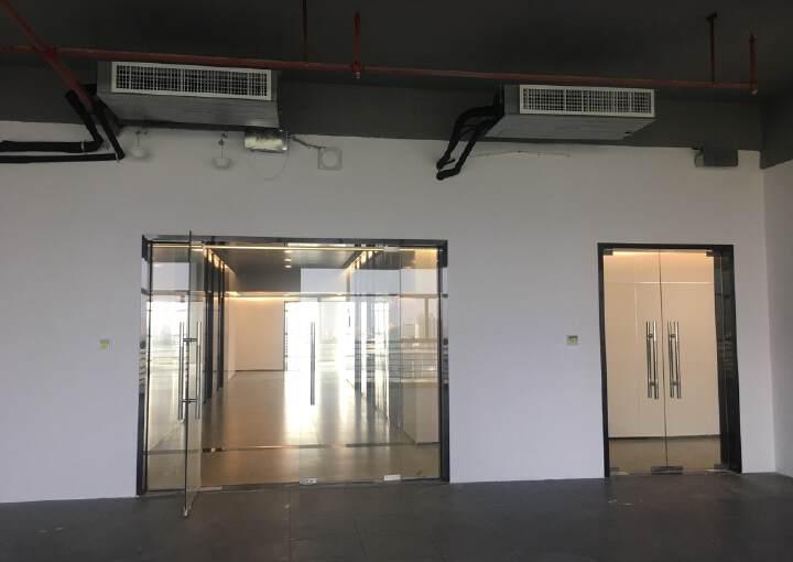 南城CBD级别写字楼全新楼盘500米到地铁口图片2
