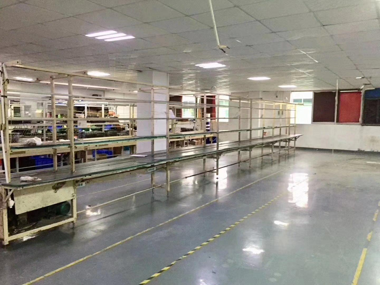 石岩塘头工业园厂房400平米招租,带装修办公室