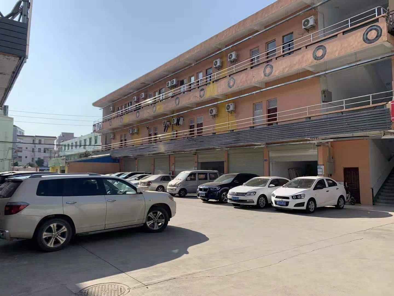 坪山比亚迪旁原房东红本4500平独院厂房出售可做幼儿园
