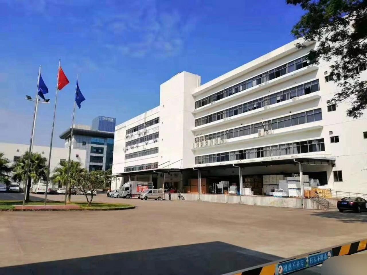 出租丨宝龙红本厂房3600平高度5米有喷淋消防有卸货平台