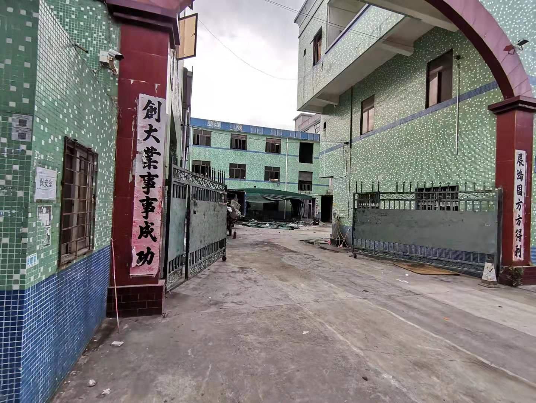坪山坑梓原房东自建5200平红本独院厂房出售