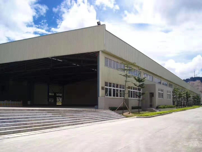 中山稀缺国有工业园区独栋厂房,电子,加工。