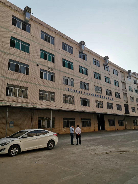 龙岗南联工业区新出红本独院标准厂房13000平低价出租空地大