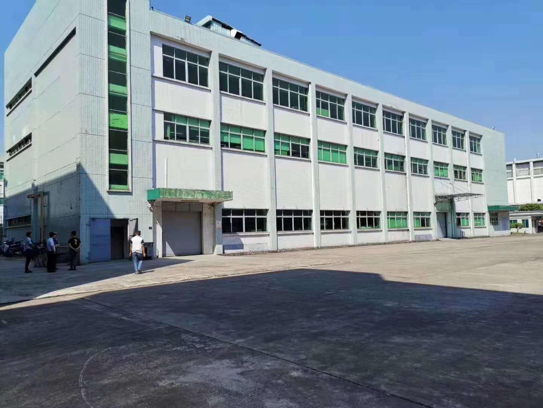 深圳双证工业厂房出售