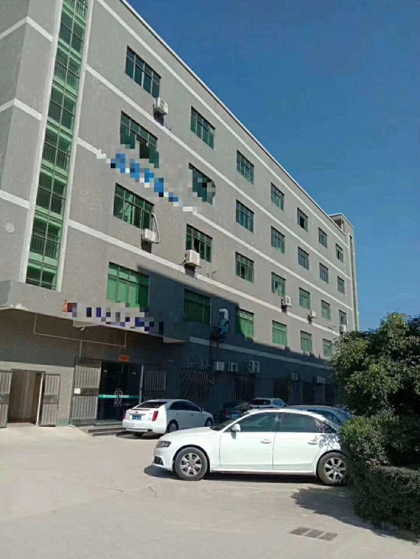 惠州市惠阳区原房东独栋两层标准厂房2800平方米出租