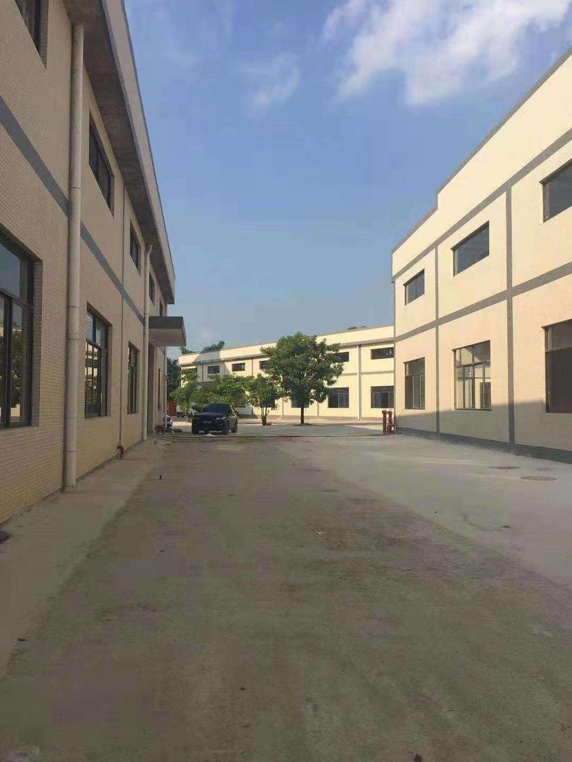 205国道边新出全新带玻璃幕墙独院钢构厂房出售
