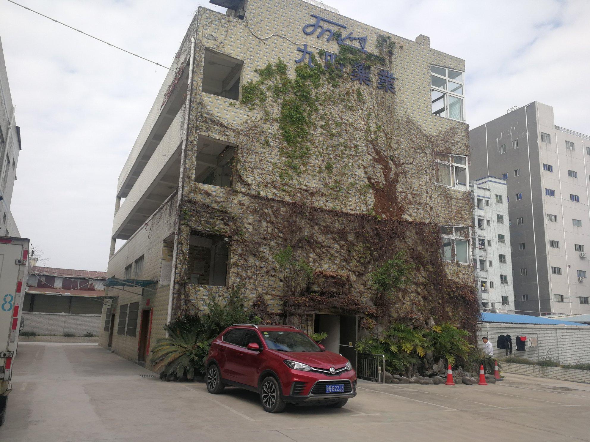 深圳石岩大路边独院4610平国有证标准厂房出售-图2