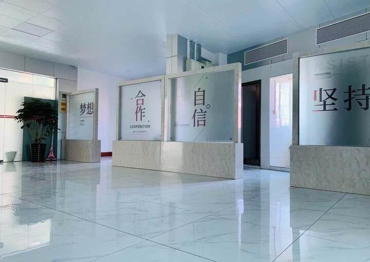 万江全新写字楼中高层四面采光户型方正超佣价出租2100元全包图片4