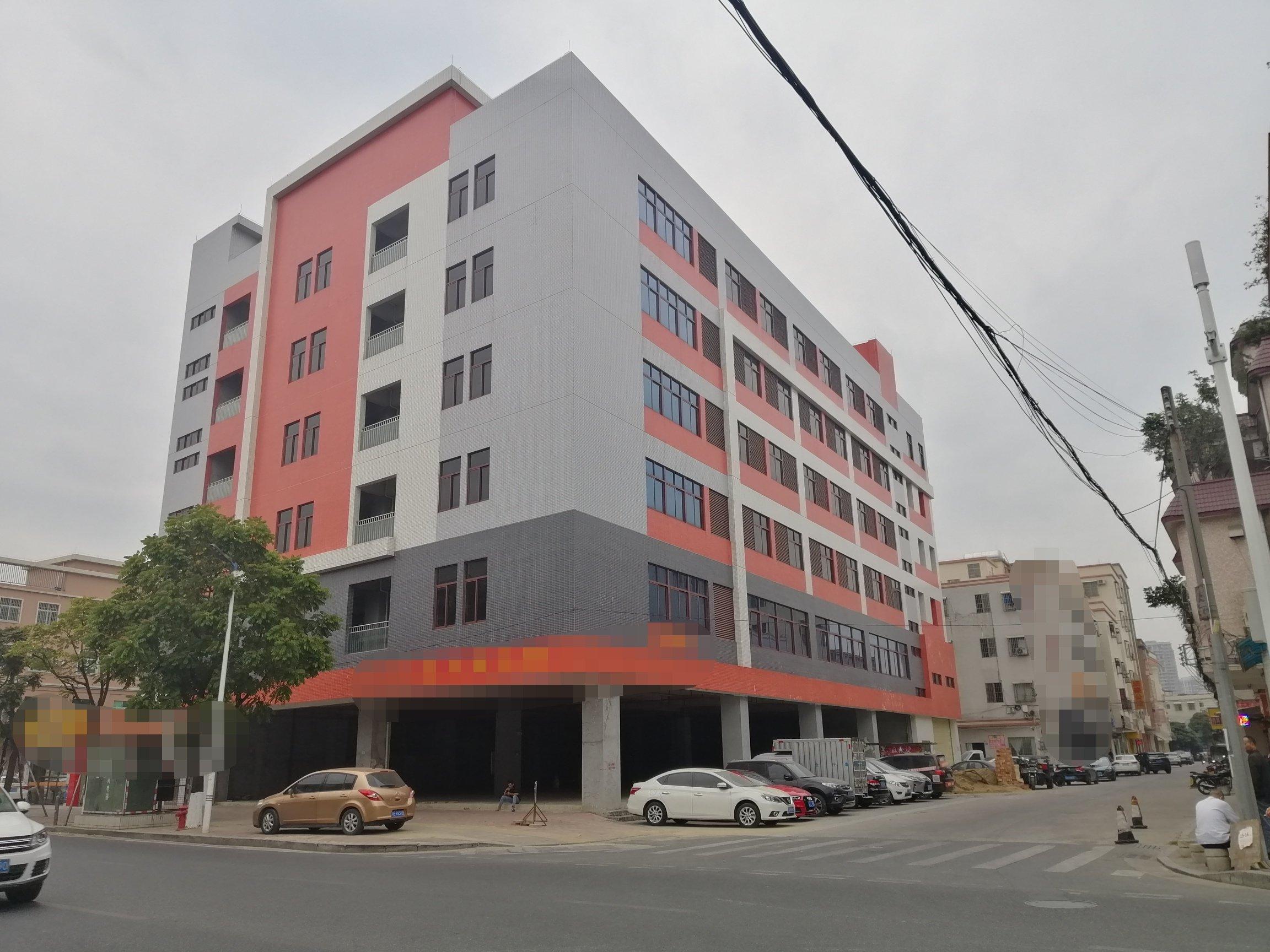 中山东凤8400方纯国有商业性质综合大楼出租,形象好人流旺地