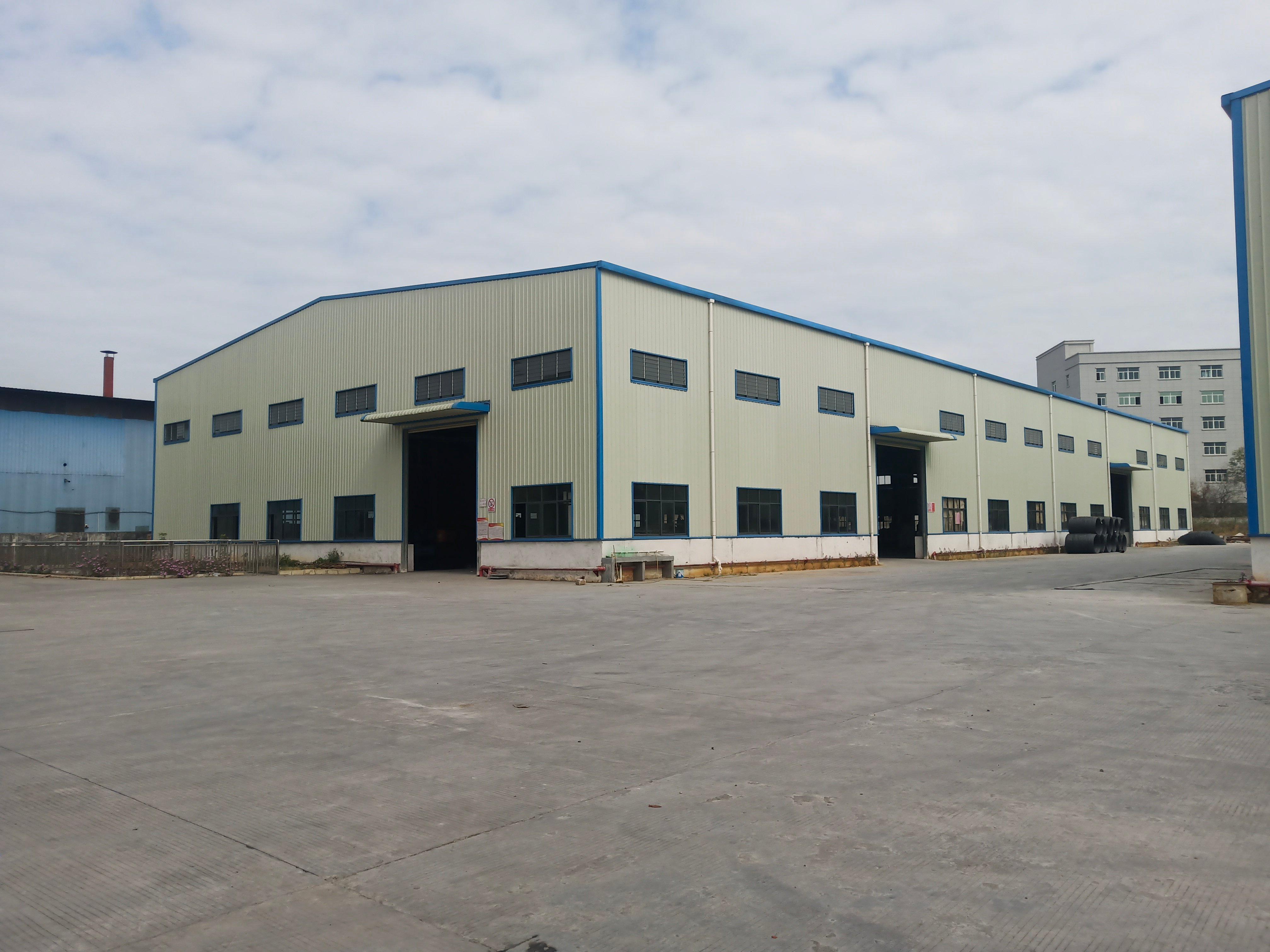 占地面积50亩建筑面积12600平方厂房出售