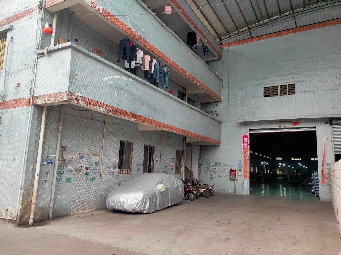 南海狮山招大工业区原房东独院2215平米出租