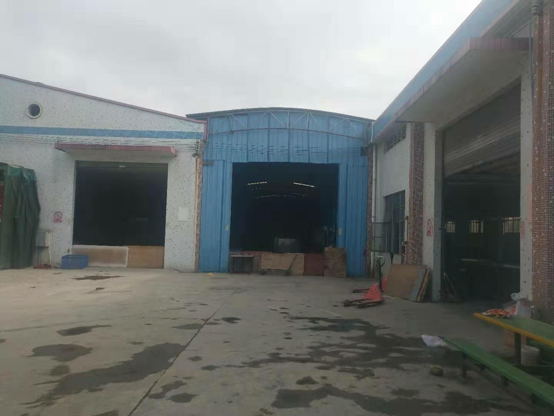 钟落潭镇,可办环平,厂房1600宿舍600平,空地2000平