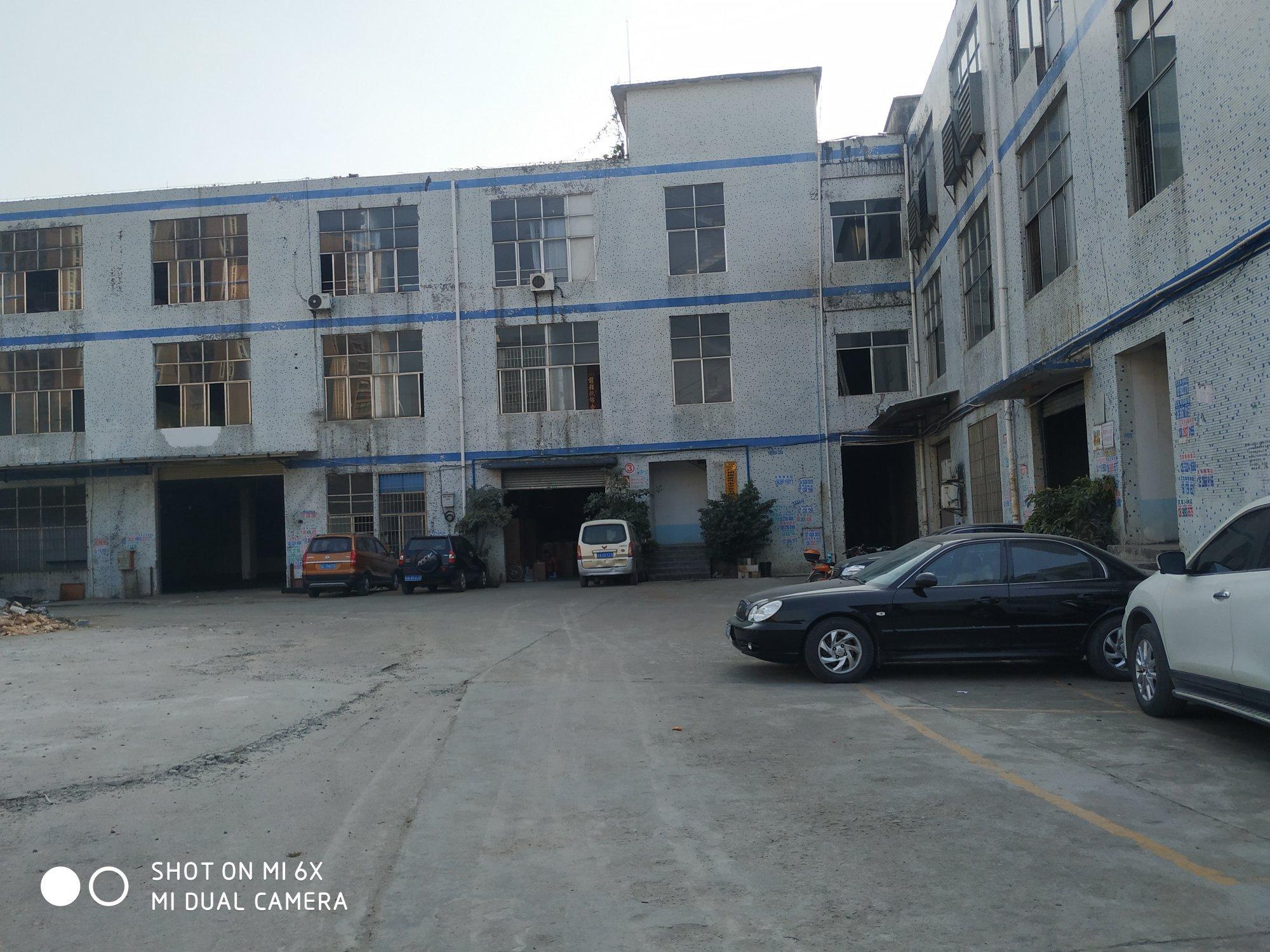 黄埔区南岗街道一楼厂房1500平米米招租