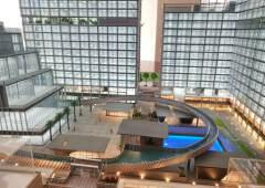深圳沙井写字楼出售,靠地铁口,200平起售
