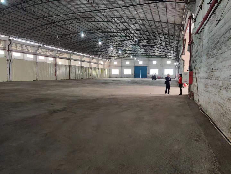 乐从新出1楼3050平米钢构仓库出租7米高龙江交界处