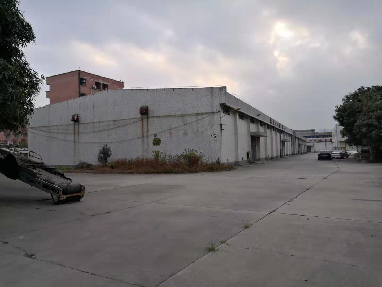 洪梅镇望沙路园区分租单一层厂房900平交通方便高速近