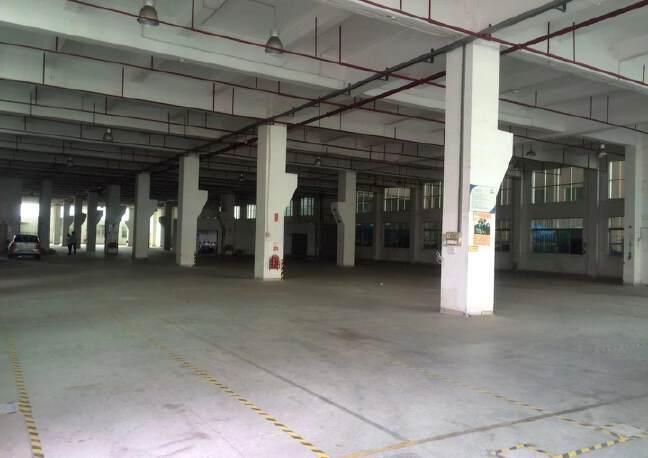 观澜新出独门独院重工业厂房出售厂房带有红本