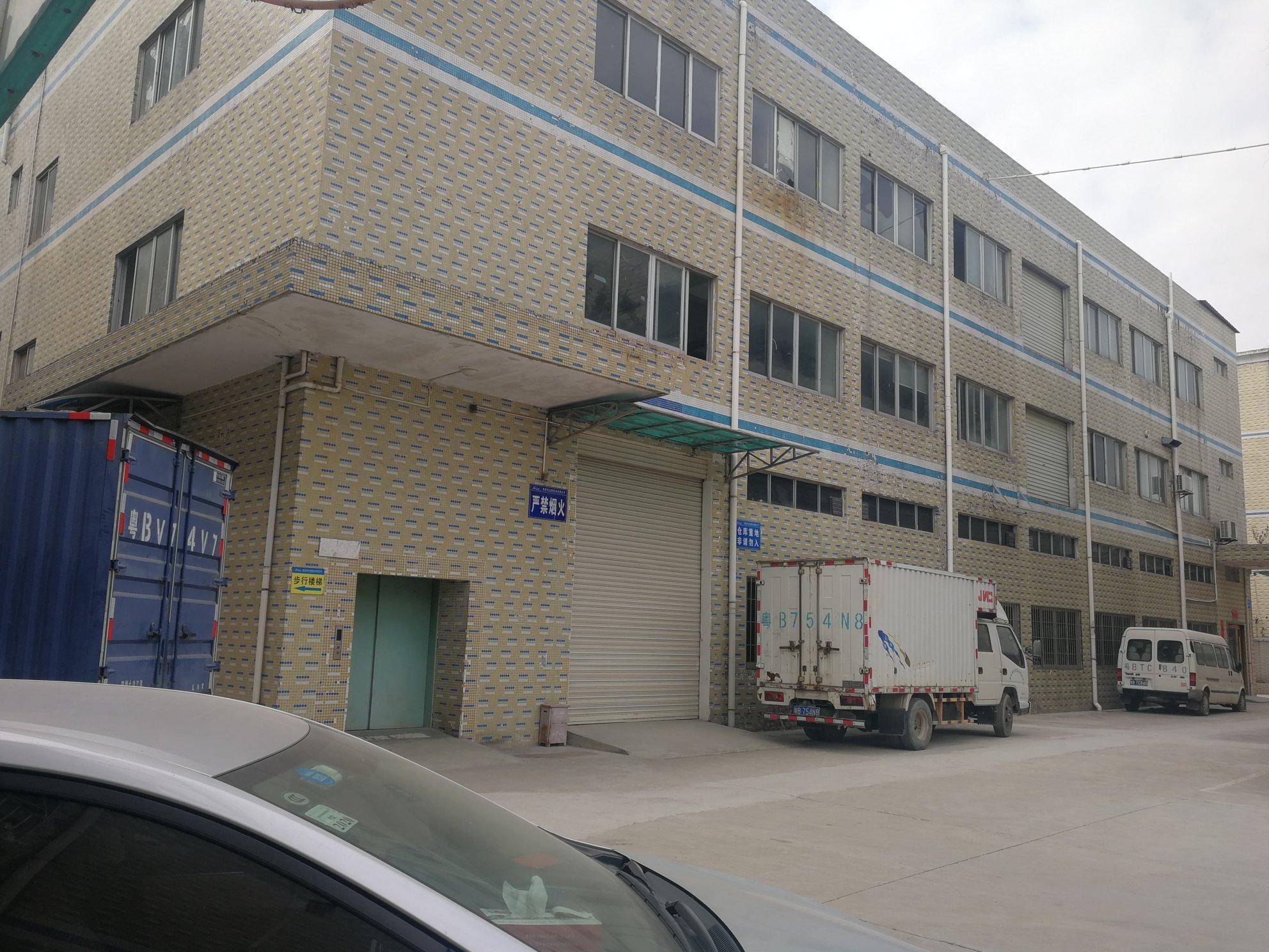 深圳龙岗坪地3600平独院村委标准厂房1700万出售