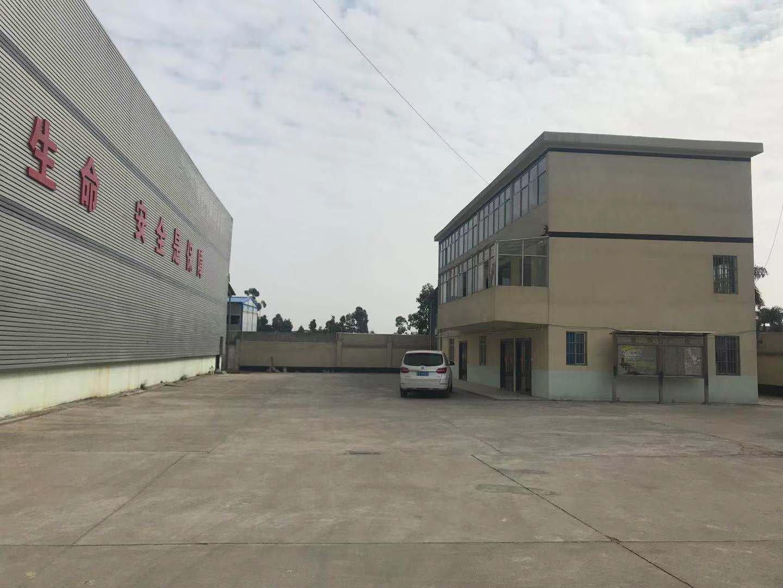 万江工业区内单一层独院厂房出租