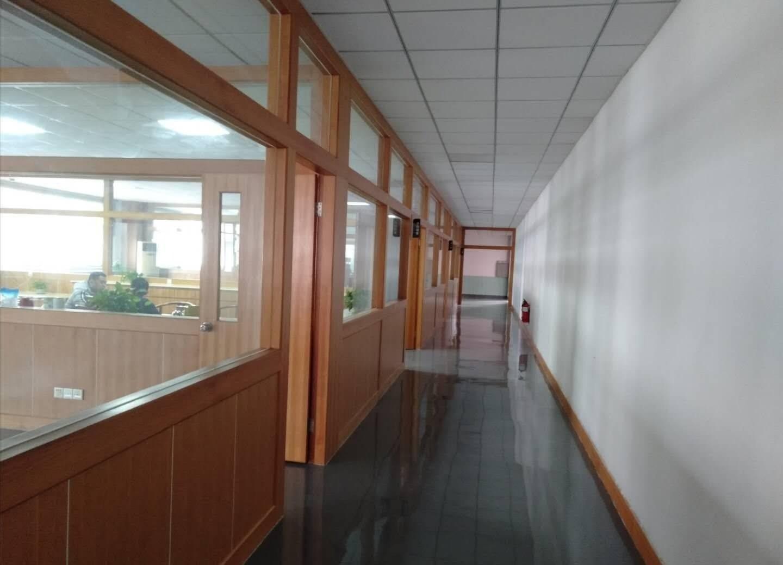 清溪三中原房东花园式厂房2200平方豪华办公室装修-图5