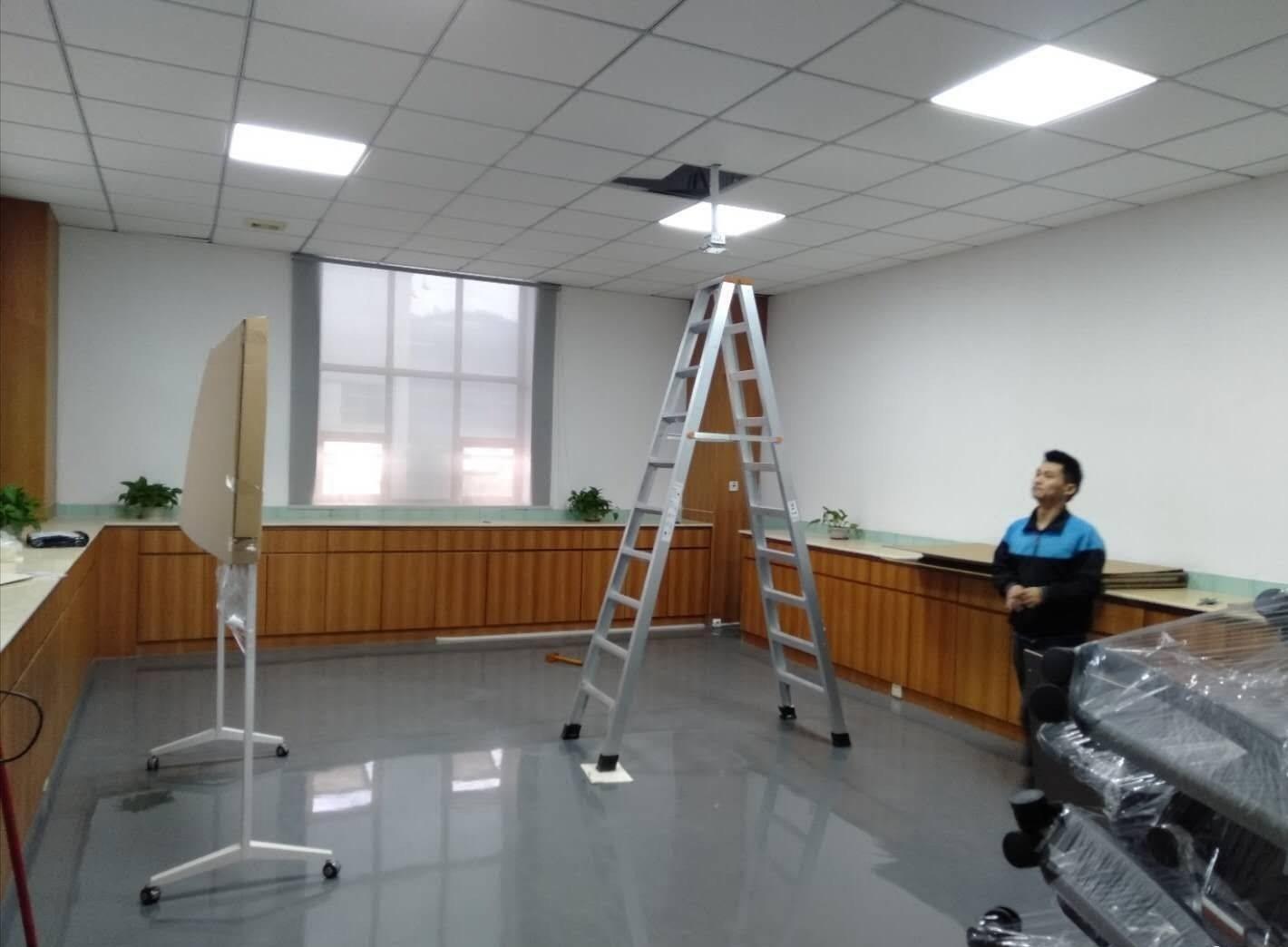 清溪三中原房东花园式厂房2200平方豪华办公室装修-图7