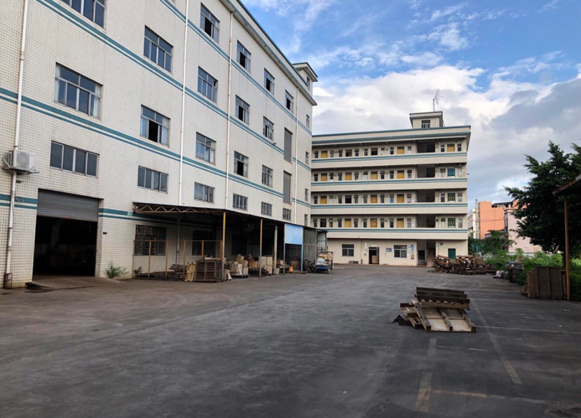 塘厦石鼓现有8320平标准独院厂房,配置齐全,香港房东