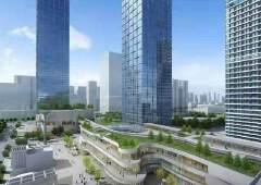 深圳罗湖中心区地铁口300米商业红本毛坯公寓900套出售