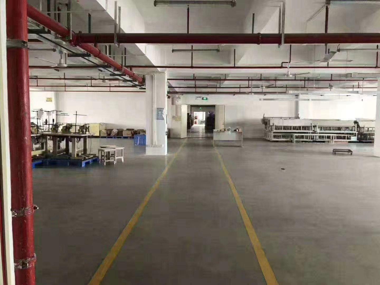 谢坑,新出大工业区原房东花园式红本厂房25000平可整租分租-图3