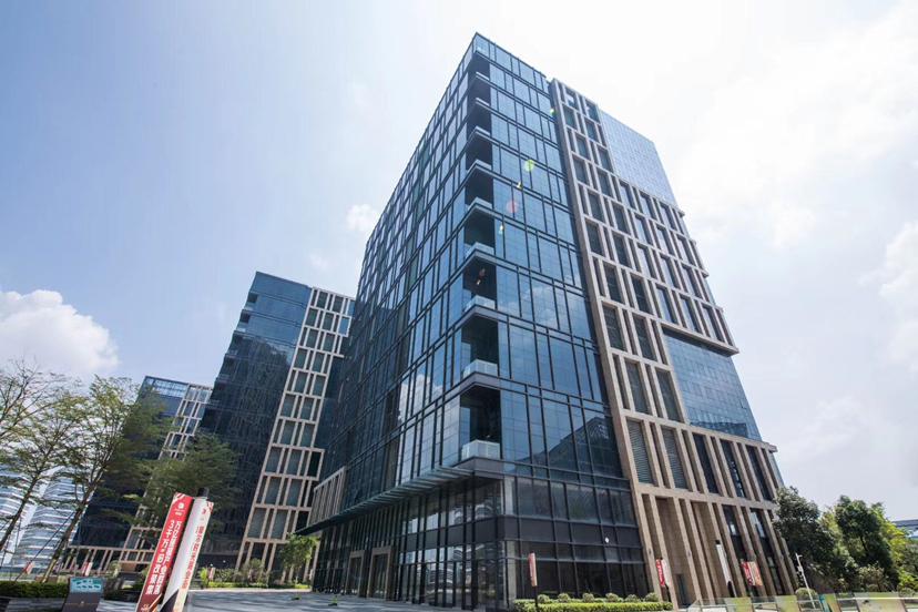 布吉地铁站独门独院独栋出售,上市公司企业总部首先,层高八米