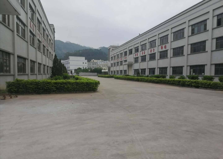 清溪三中原房东花园式厂房2200平方豪华办公室装修