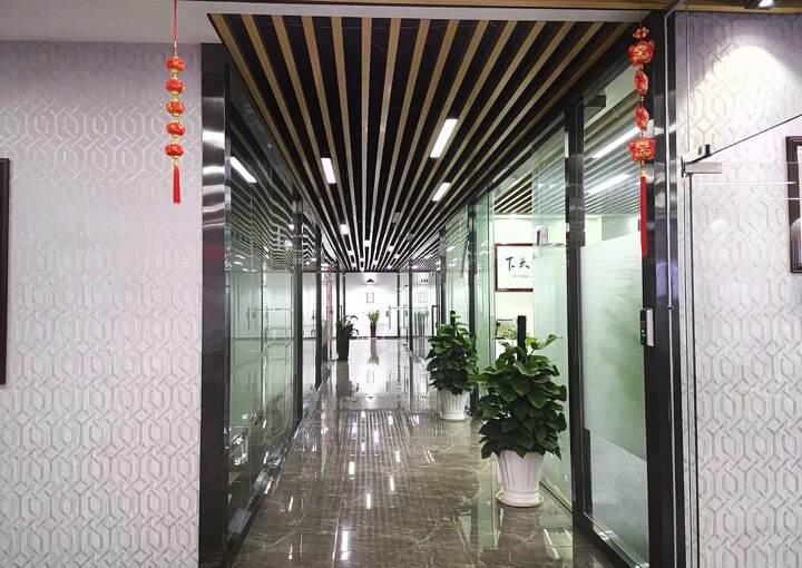 观澜高新产业园楼上精装修办公室大小面积分租图片1
