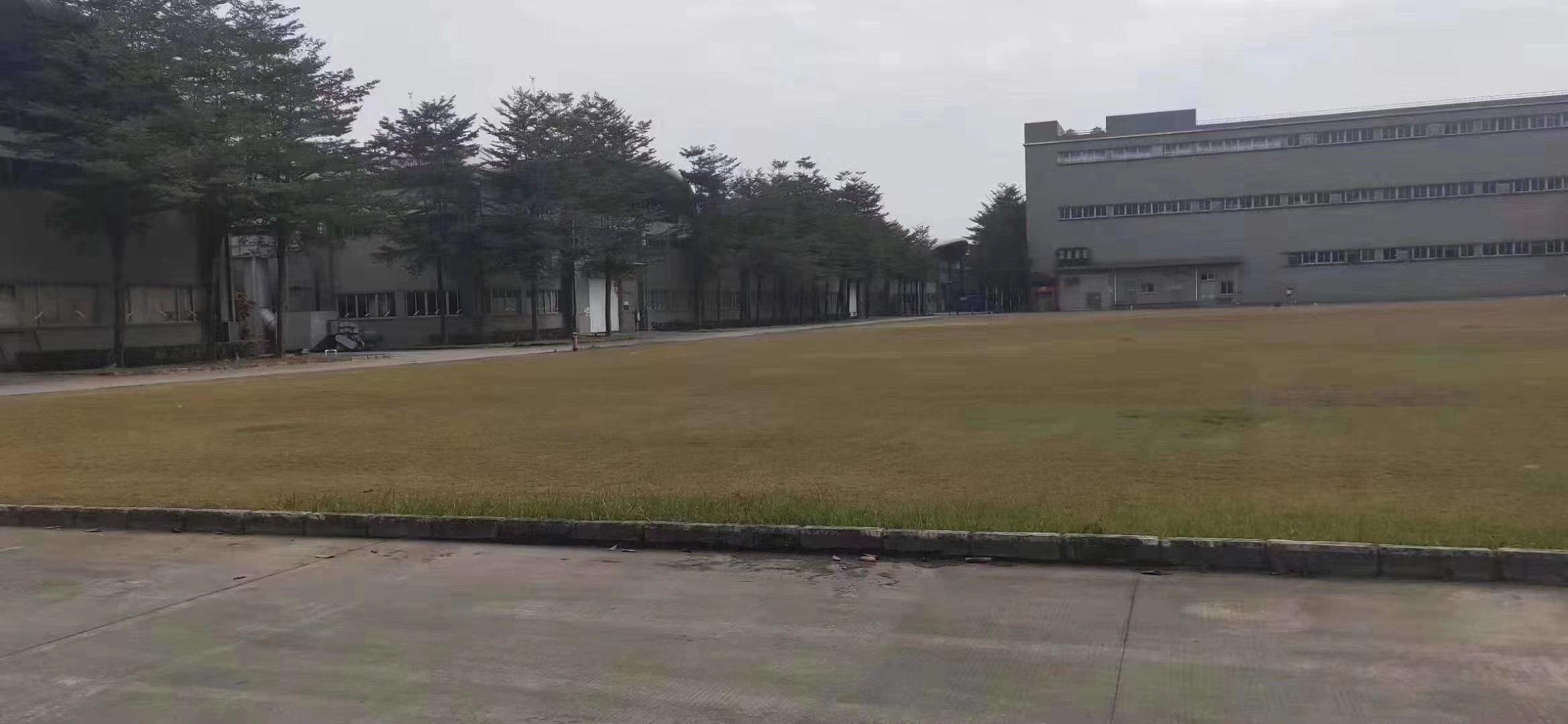 深圳市30000平米国有双证厂房出售