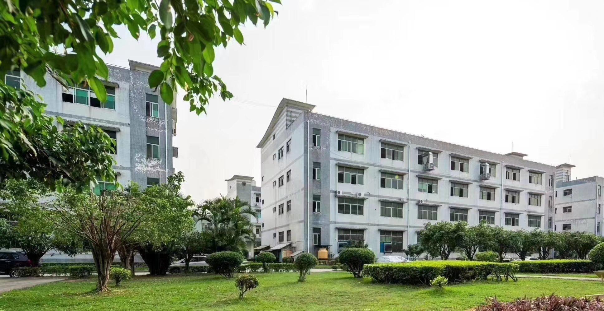 花园式独院厂房,厂房两栋,宿舍一栋,办公楼一栋。