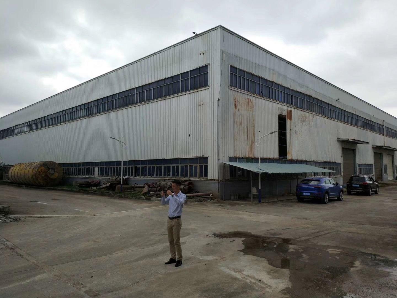 新出独院225000平单一层厂房/物流仓库,滴水10米