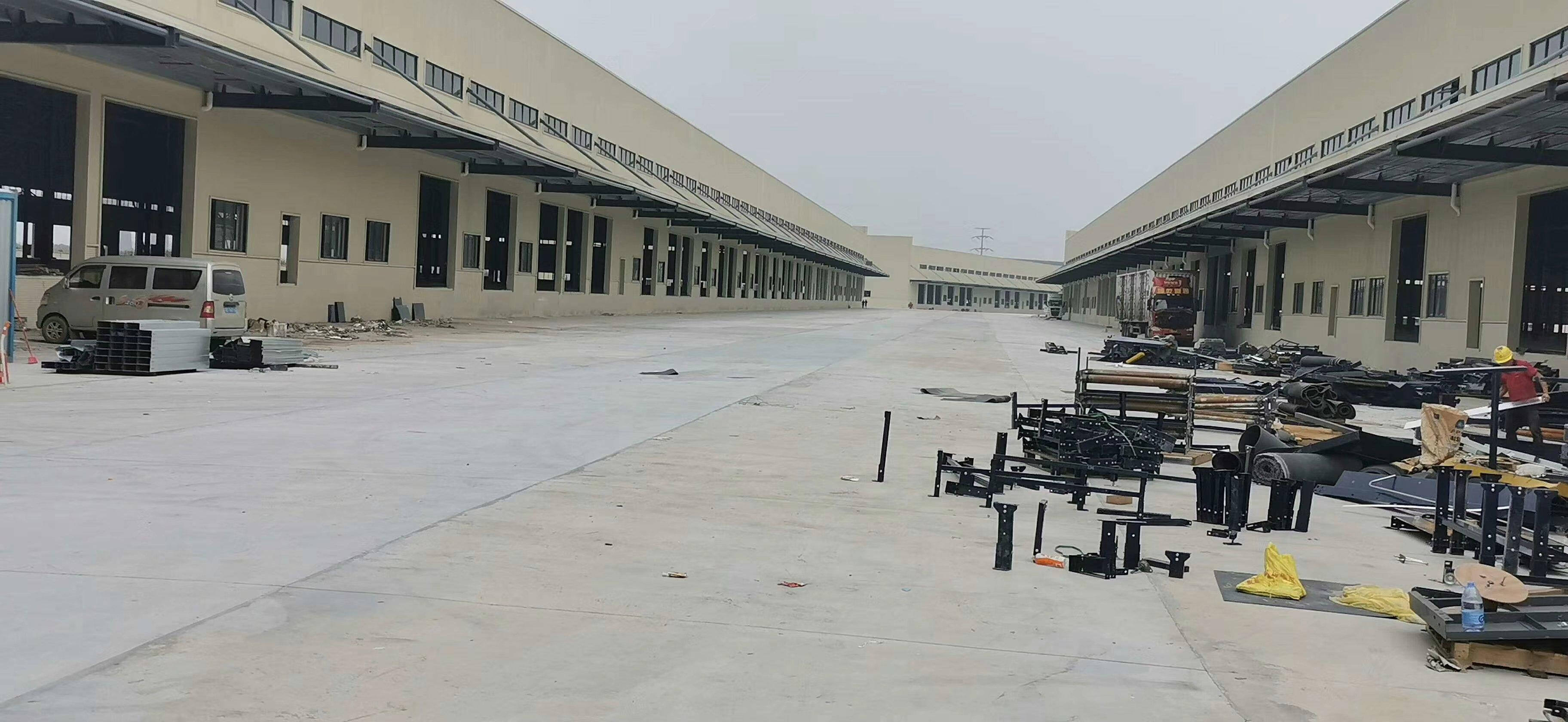 物流仓库的客户看过了,顺德北滘单层钢构简易厂房出租19000